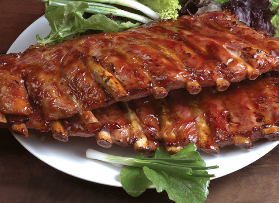 Ultimate Baby Back Ribs